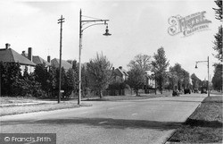 Mill Hill, Barnet Way c.1955