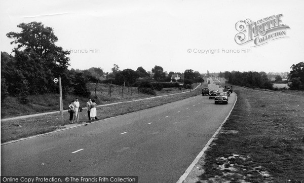 Photo of Mill Hill, Barnet Way c.1960