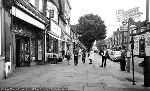 Photo of Mill Hill, Broadway 1969