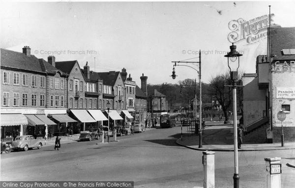 Photo of Mill Hill, Broadway c.1955