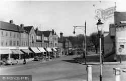 Mill Hill, Broadway c.1955