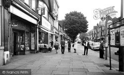 Mill Hill, Broadway c.1965