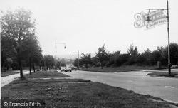Edgeware Way c.1960, Mill Hill