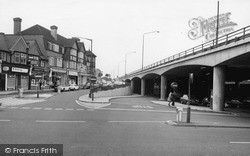 Mill Hill, New Bridge (Motorway) c.1969