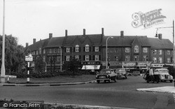 Mill Hill, Northway Circus c.1960