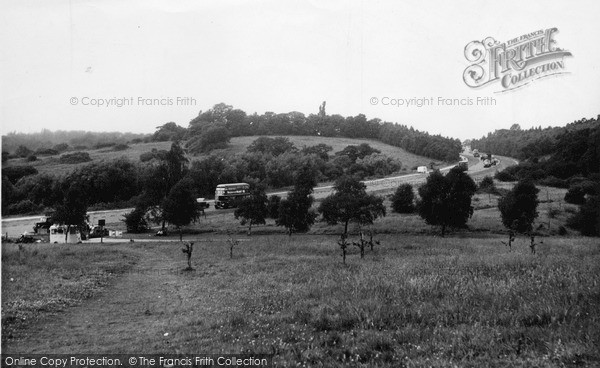Photo of Mill Hill, Scratchwoods c.1960