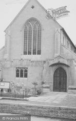 Mill Hill, St Michael's Church c.1965