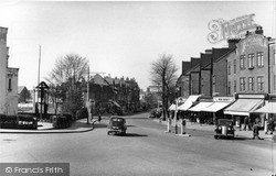 Mill Hill, The Broadway c.1950