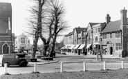 Mill Hill, the Broadway c1955