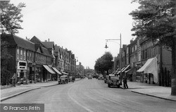 Mill Hill, The Broadway c.1955