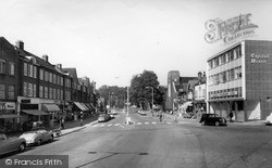 Mill Hill, The Broadway c.1960