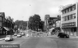 The Broadway c.1960, Mill Hill