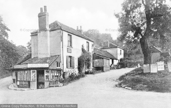 Photo of Mill Hill, The Forge And Cottage c.1930