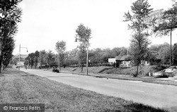 Mill Hill, The Golf Club, Barnet Way c.1955