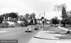 Mill Hill, Watford Way c.1955