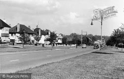 Watford Way c.1955, Mill Hill