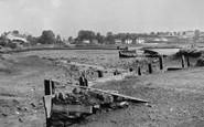 Millbrook, the Creek c1955