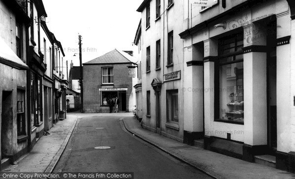 Photo of Millbrook, West Street c1955, ref. m226026