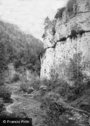 And Chee Tor c.1880, Miller's Dale