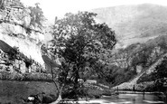 Millers Dale, c1862