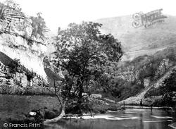 Miller's Dale, c.1862