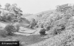 Miller's Dale, The Dale c.1955