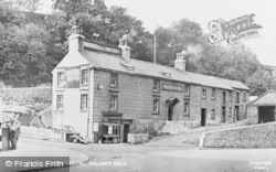 The Railway Hotel c.1955, Miller's Dale