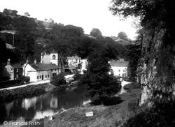 Miller's Dale, Village 1914