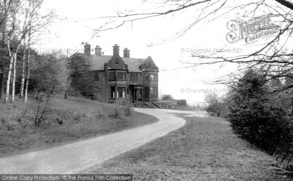 Millers Dale, Youth Hostel c1960