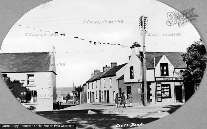Photo of Millisle, Cross Roads c.1939