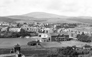 Millom, And Black Combe c.1950