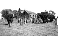 Millom, Holy Trinity Church c.1960
