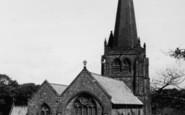 Millom, St George's Church c.1965