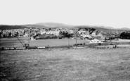 Millom, the Cricket Field c1965