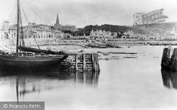 Millport, Harbour c.1885