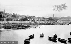 The Harbour 1897, Millport