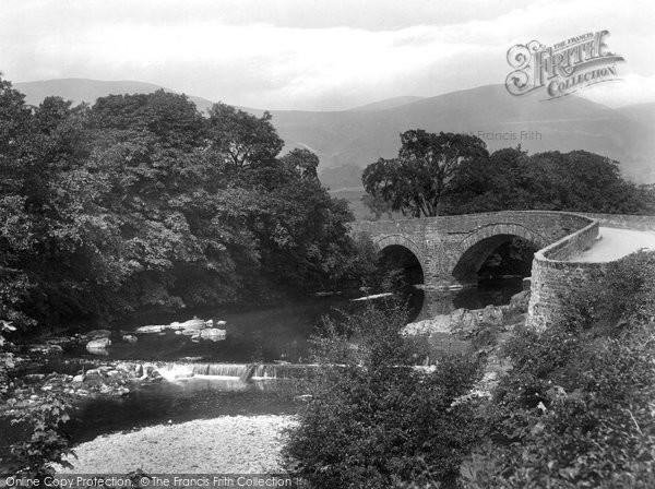Sedbergh,Millthrop Bridge 1923,Cumbria