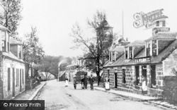 Milltown Of Rothiemay, The Village c.1900