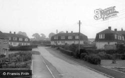 Millway Rise, Bonners Drive c.1960