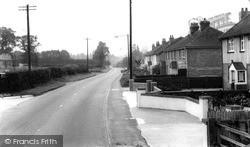 Millway Rise, Chard Road c.1960