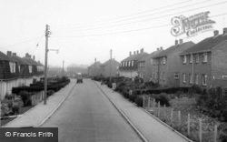 Millway Rise, Millwey Avenue c.1960