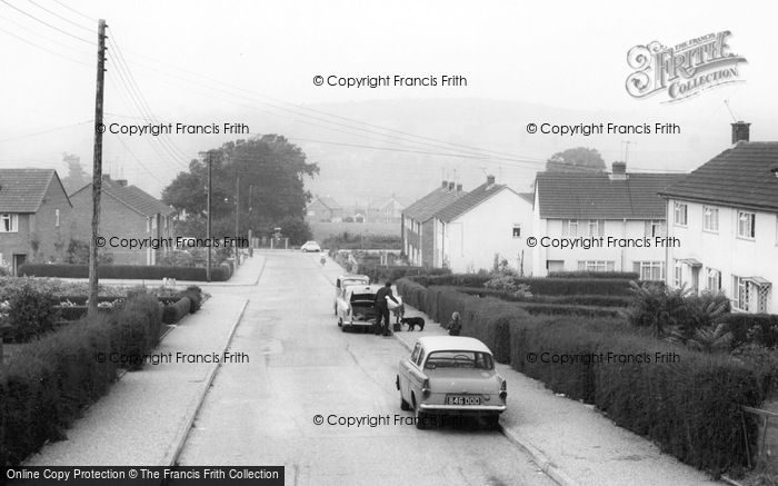 Photo of Millway Rise, St Andrew's Drive c.1960