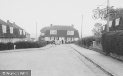Millway Rise, St Davids Drive c.1960