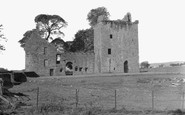 Milnathort, Burleigh Castle 1953