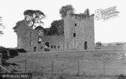 Burleigh Castle 1953, Milnathort
