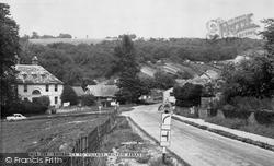 Entrance To The Village c.1955, Milton Abbas