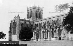 Milton Abbey c.1965, Milton Abbas