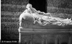Milton Abbey, Tomb Of Lady Milton By Robert Adam c.1955, Milton Abbas