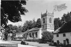 St James Church c.1955, Milton Abbas