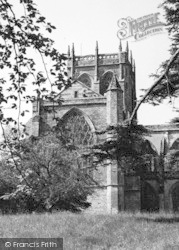The Abbey c.1955, Milton Abbas